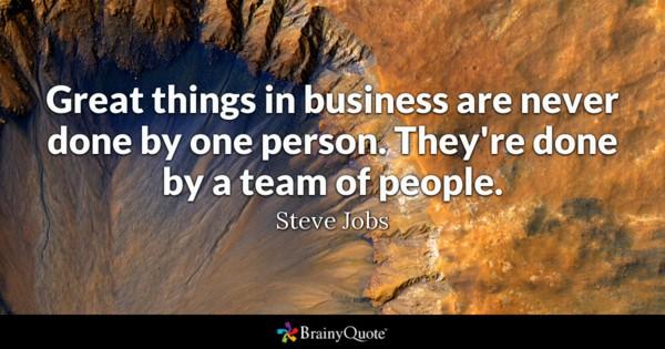 Steve jobs citat i techparken