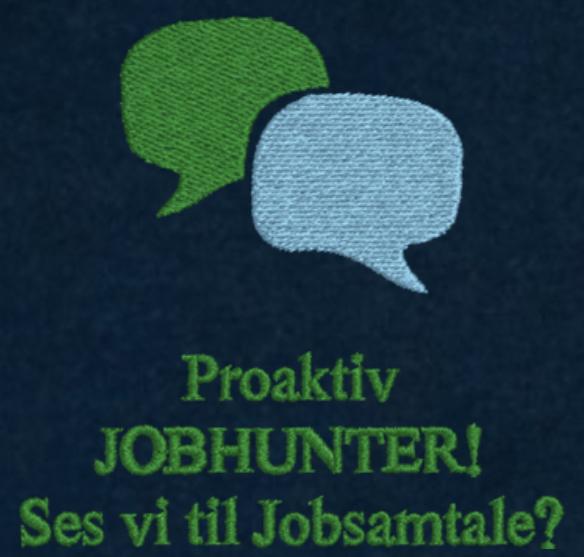 proaktiv jobhunter ses vi til jobsamtale