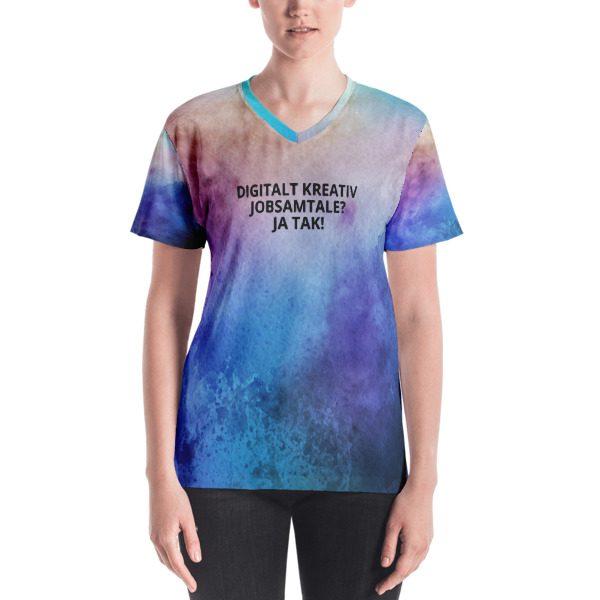 køb t-shirt digitalt kreativ hos techparkens shop til jobsøgende i it branchen